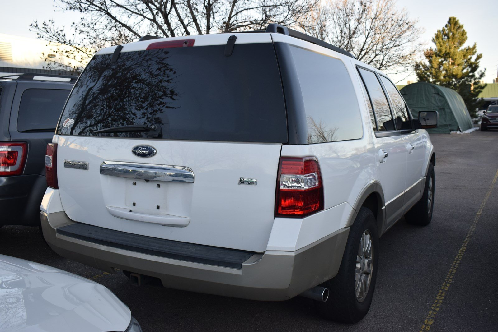 Pre owned 2009 ford expedition eddie bauer