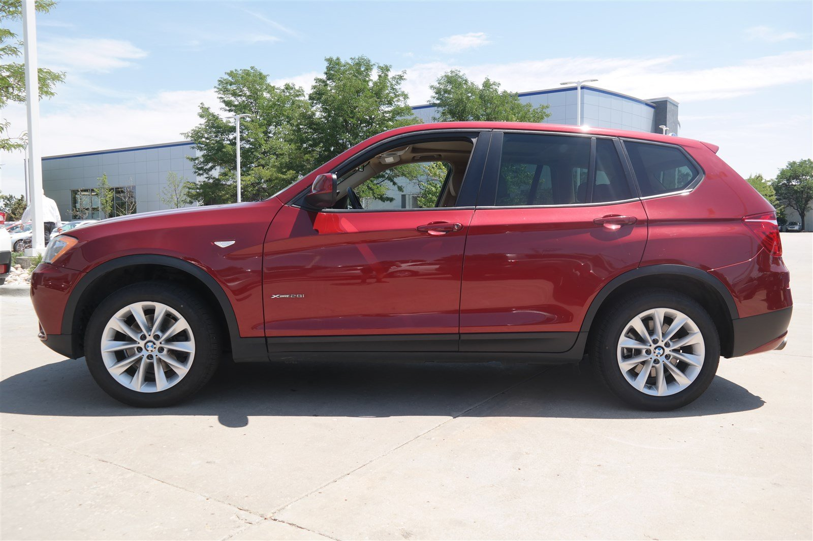 Pre Owned 2013 BMW X3 XDrive28i
