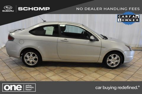 Pre-Owned 2009 Ford Focus SE FWD 2dr Car