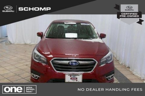 Certified Pre-Owned 2019 Subaru Legacy Limited AWD