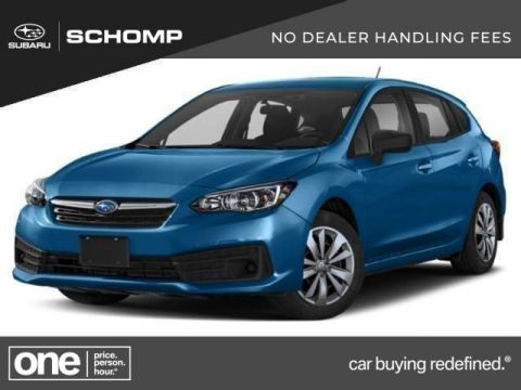 New 2020 Subaru Impreza AWD
