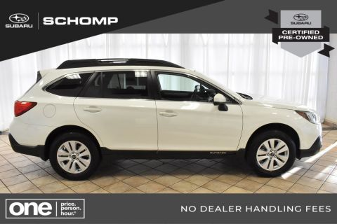 Certified Pre-Owned 2019 Subaru Outback Premium AWD