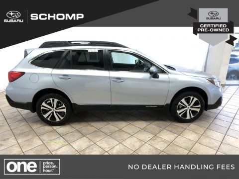 Certified Pre-Owned 2019 Subaru Outback Limited AWD