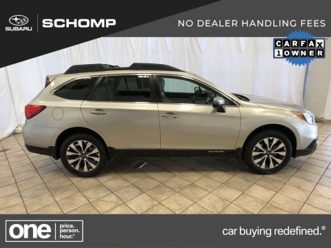 Pre-Owned 2015 Subaru Outback 2.5i Limited AWD