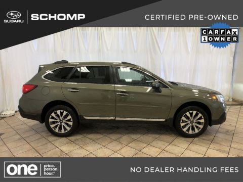 Certified Pre-Owned 2019 Subaru Outback Touring AWD