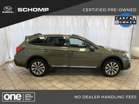 Certified Pre-Owned 2018 Subaru Outback Touring AWD