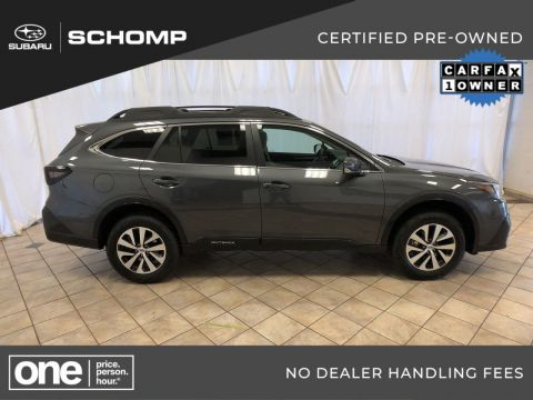 Certified Pre-Owned 2020 Subaru Outback Premium AWD