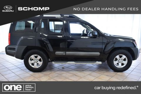 Pre-Owned 2011 Nissan Xterra S RWD Sport Utility