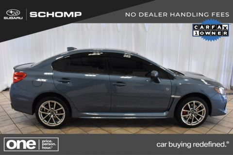 Pre-Owned 2018 Subaru WRX Limited AWD