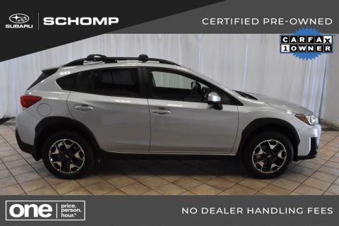 Certified Pre-Owned 2019 Subaru Crosstrek Premium AWD