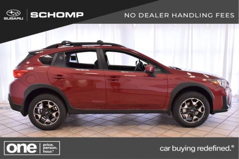 New 2019 Subaru Crosstrek Premium AWD