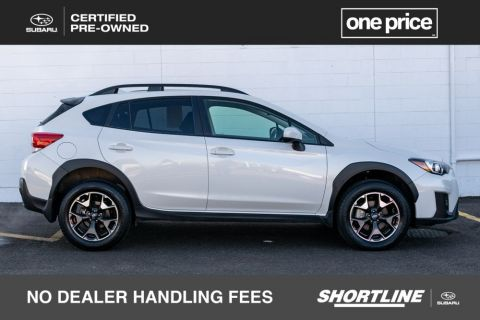 Certified Pre-Owned 2019 Subaru Crosstrek Premium
