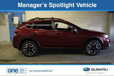 New 2019 Subaru Crosstrek Limited