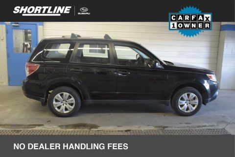 Pre-Owned 2009 Subaru Forester X