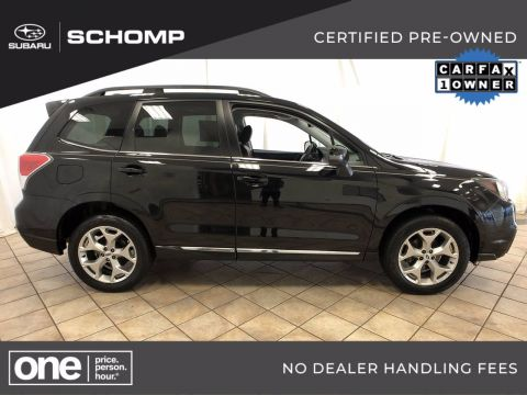 Certified Pre-Owned 2017 Subaru Forester Touring AWD
