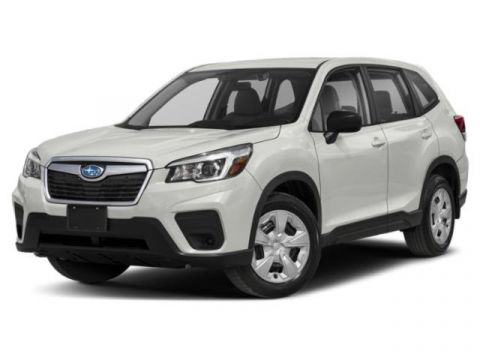 New 2019 Subaru Forester