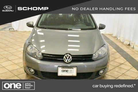 Pre-Owned 2012 Volkswagen Golf FWD Hatchback