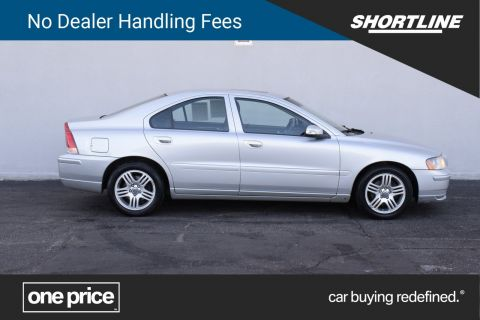 Pre-Owned 2007 Volvo S60 2.5L Turbo